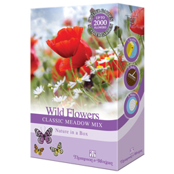 Wildflowers 'Classic Meadow Mix'